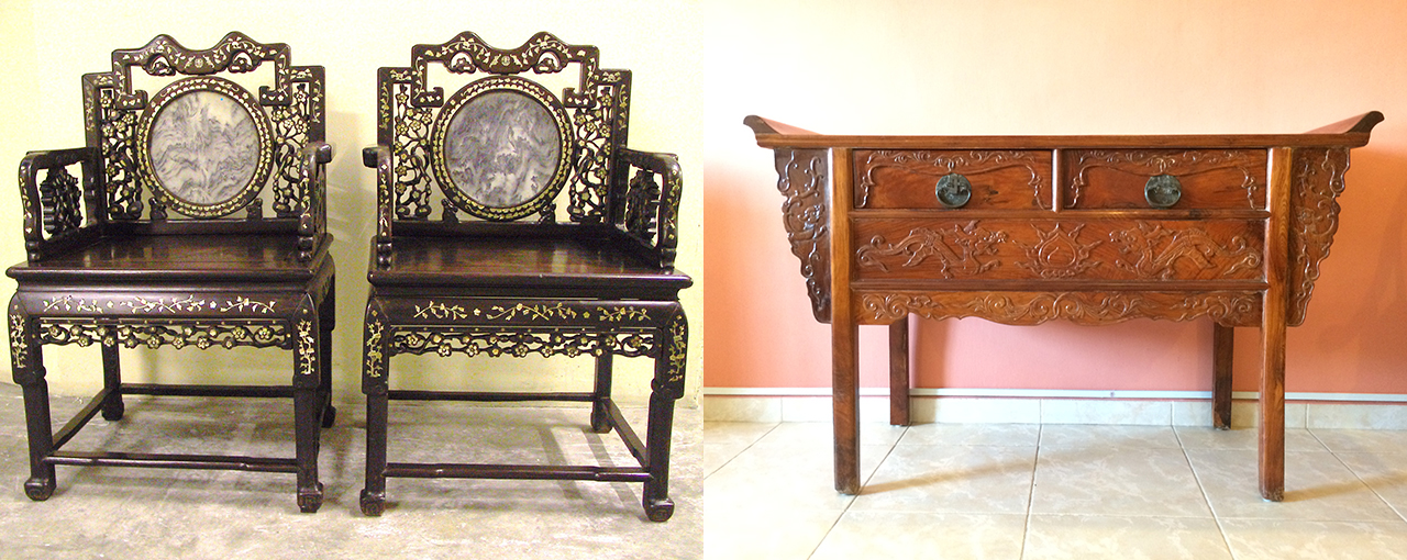 Hidden Treasures Singapore Chinese Antique Furniture